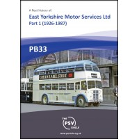 PB33 East Yorkshire Motor Services Ltd. Part 1 (1926 - 1987)