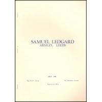 PB8 Samuel Ledgard