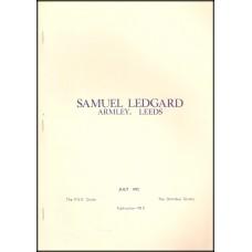 PB8 ~ Samuel Ledgard