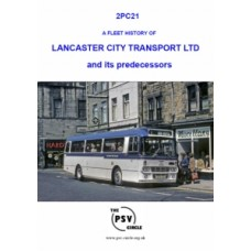 2PC21 Lancaster & Predecessors