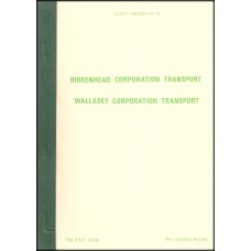 PC18 ~ Birkenhead Corporation, Wallasey Corporation