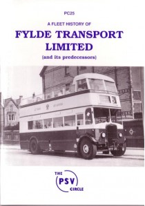 PC25 Fylde Transport & Predecessors