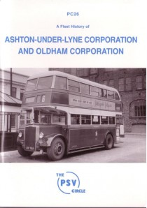 PC26 Ashton-Under-Lyne and Oldham Corporations