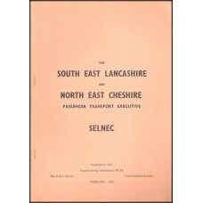 PC7 ~ South East Lancs North East Cheshire PTE