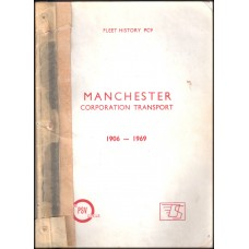 PC9 ~ Manchester Corporation Transport
