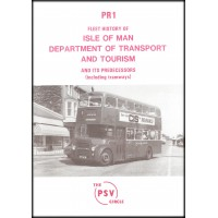 PR1 ~ Isle of Man Department of Transport and Tourism