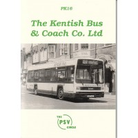 PK16 Kentish Bus, Londonlinks & predecessor London Country (South East)