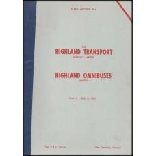 PL4 ~ Highland Transport, Highland Omnibuses Part 1