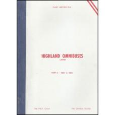 PL5 ~ Highland Omnibuses Part 2