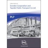 PL7 Dundee Corporation & Tayside Public Transport Company