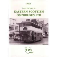 PM16 Eastern Scottish Omnibuses Limited.