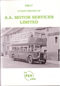 PM17 AA Motor Services Limited