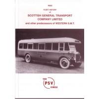 PM20 Scottish General Transport Co. & predecessors of Western SMT