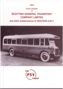 PM20 Scottish General Transport Co. & predecessors of Western SMT