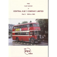 PM22 Central SMT Co. Limited Part 2: 1936 - 1985