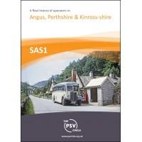 SAS1 A Fleet History of Operators in Angus, Perthshire & Kinross-shire