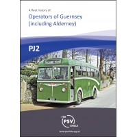 PJ2 Fleet history of Operators of Guernsey (Including Alderney)