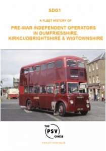 SDG1 Pre-War Independent Operators In Dumfriesshire, Kirkcudbrightshire & Wigtownshire