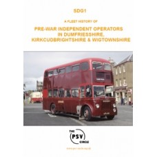 SDG1 Pre-War Independent Operators In Dumfriesshire, Kirkcudbrightshire & Wigtownshire