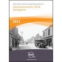 SFE1 Pre-war Independent Operators in Clackmannanshire, Fife & Stirlingshire