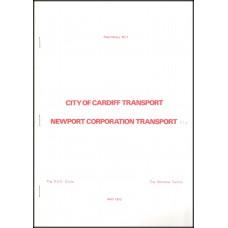 PG1 ~ City of Cardiff, Newport Corporation
