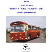 PG12 Merthyr Tydfil Transport Ltd and its predecessors