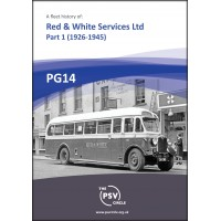 PG14 Red & White Services Ltd.  Part 1 (1926-1945)