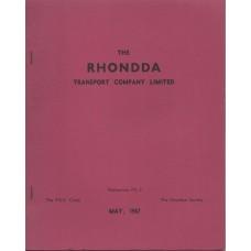 PG2 ~ Rhondda Transport Company