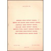 PG3 ~ Aberdare, Bedwas, Caerphilly, Gelligaer et. al.