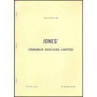 PG5 ~ Jones Omnibus Services