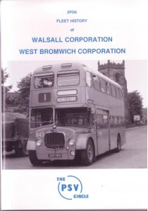 2PD6 Walsall Corporation & West Bromwich Corporation (3rd Edition)
