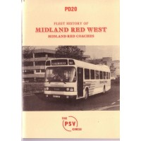 PD20 Midland Red West (inc. Midland Red Coaches)