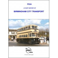 PD24 Birmingham City Transport