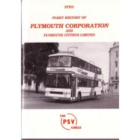 2PH3/0 Plymouth City Transport, Plymouth Citybus Ltd (2nd Edition)