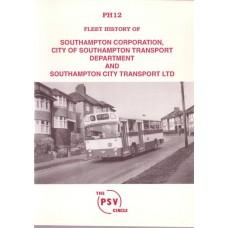 PH12 Southampton City Transport Limited & predecessors