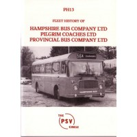 PH13 Hampshire Bus & allied Stagecoach group companies