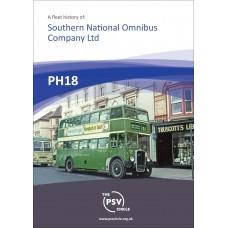 PH18 Southern National Omnibus Company Ltd.