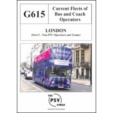 G615 London Part 5: Non-PSV operators and Trams