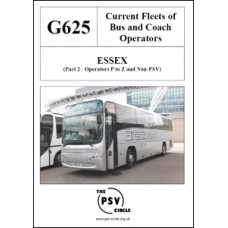 G625 Essex Part 2: P to Z and Non-PSVs