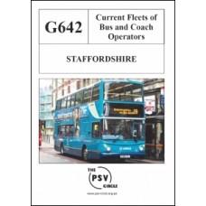 G642 Staffordshire