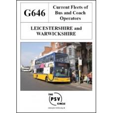 G646 Leicestershire & Warwickshire