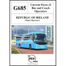 G685 Republic of Ireland Major Operators
