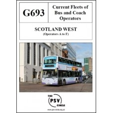 G693 Scotland West Part 1: Operators A to F