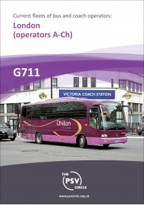 G711 London: A to Ch