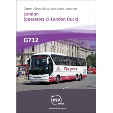 G712 London: Ci to London Duck [Including Selkent Ltd.]