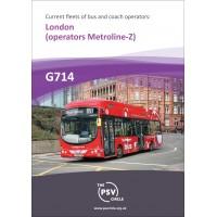 G714 London Part 4: Metroline to Z