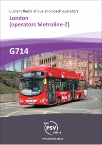 G714 London Part 4: Metroline to Z