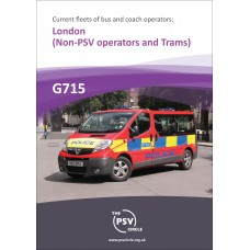 G715 London Part 5 Non-PSV operators and trams.