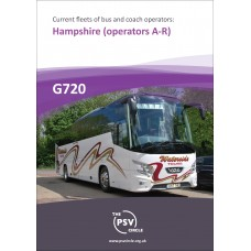 G720 Hampshire Part 1: operators A-R