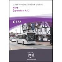 G722 Kent Part 1: operators A to L